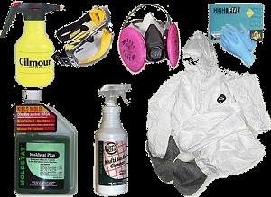 Mold Remediation Equipment Starter Kit